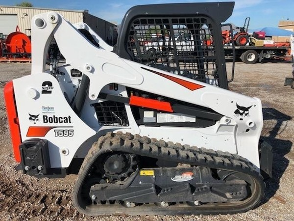Used Bobcat T595 Skid Steers for Sale | Machinery Pete