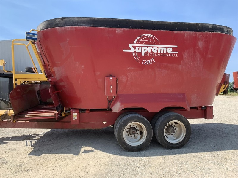 Supreme International 1200T Grinders and Mixer