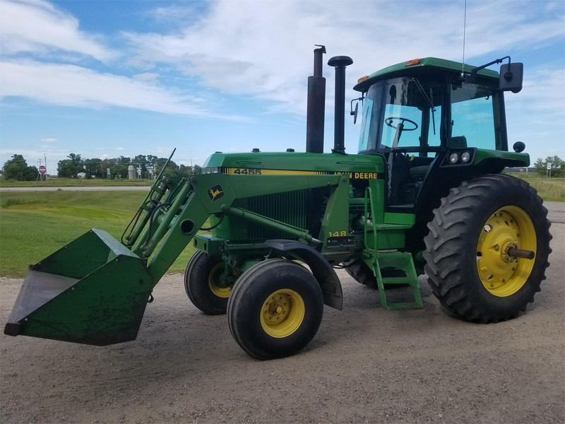 John Deere 4455 Tractors for Sale | Machinery Pete