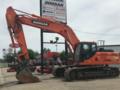2014 Doosan DX300 LC Excavators and Mini Excavator