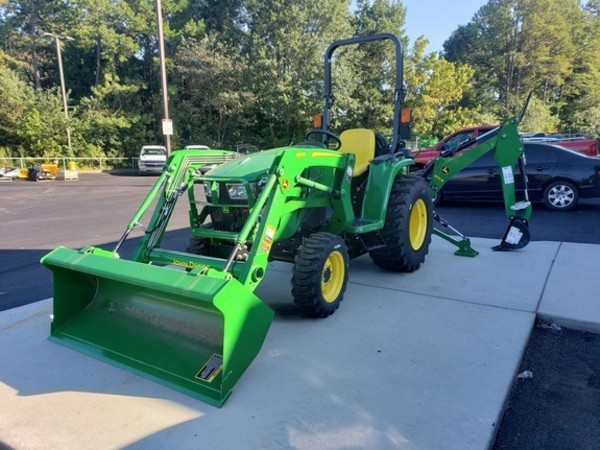 John Deere 3025E Tractors for Sale | Machinery Pete