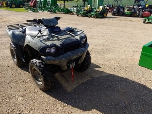 Used Kawasaki ATVs and Utility Vehicles for Sale | Machinery