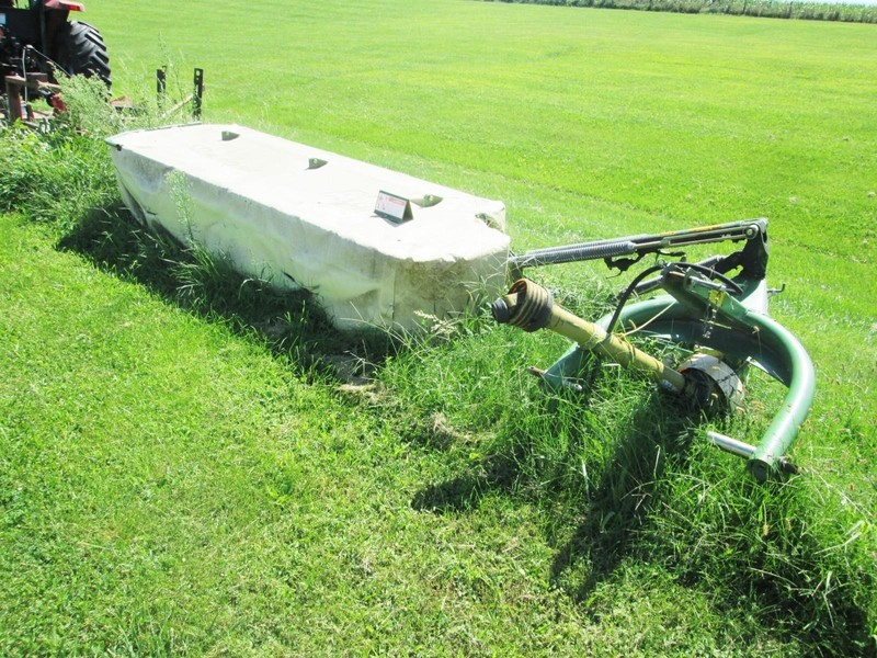 Used Krone Disk Mowers for Sale   Machinery Pete