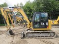 2016 Caterpillar 308E2 CR Excavators and Mini Excavator