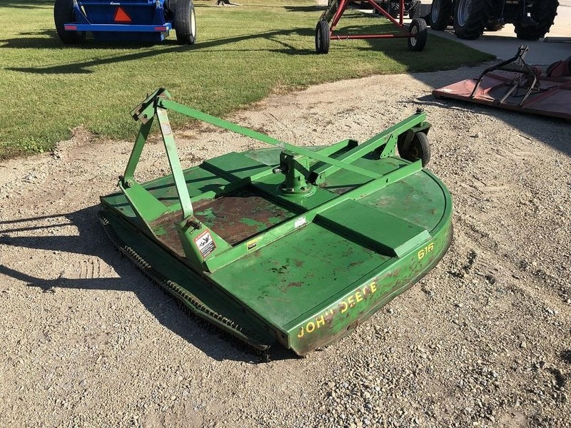 John Deere 616 Rotary Cutters for Sale | Machinery Pete