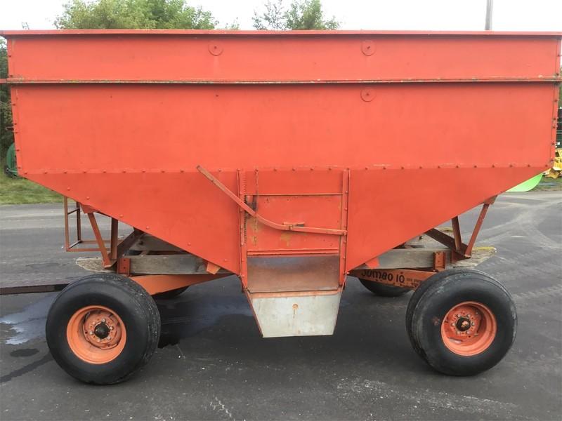 Minnesota 250 Gravity Wagon
