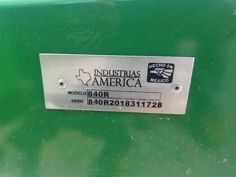 2018 Industrias America 840R Header Trailer
