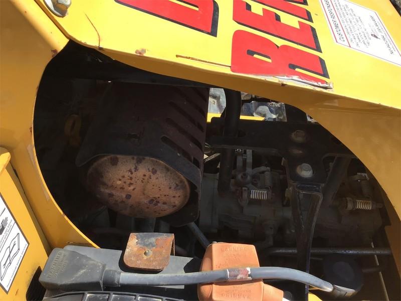 2013 Vermeer RTX250 Trencher
