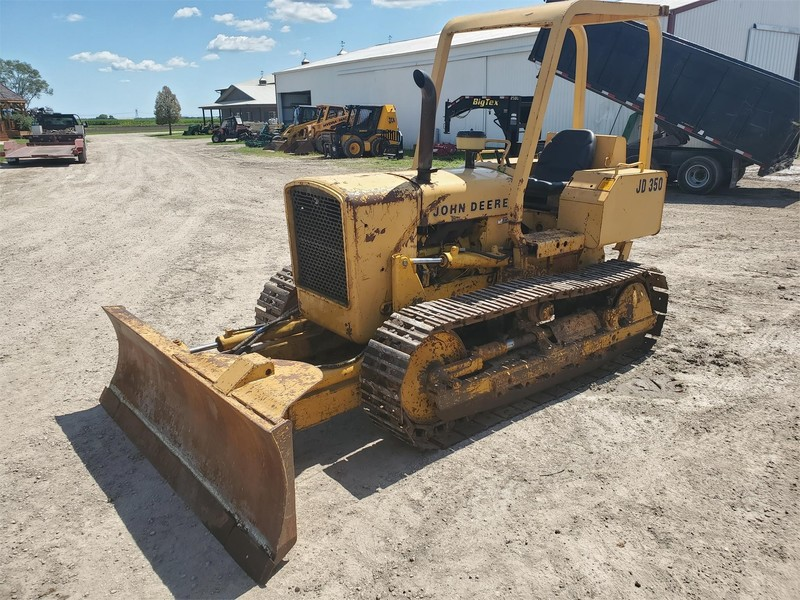 Used Deere Dozers for Sale | Machinery Pete