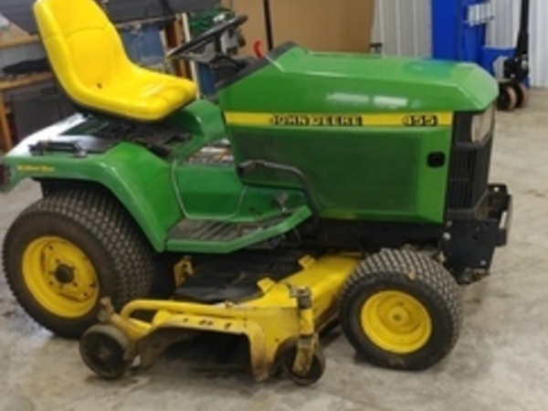 John Deere 455 Lawn and Garden for Sale | Machinery Pete
