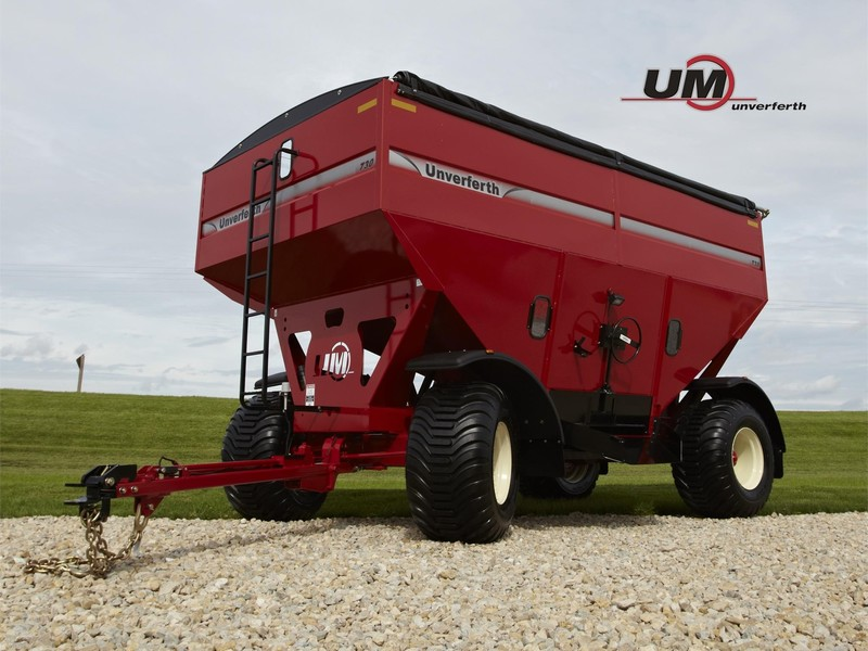 2014 Unverferth 730 Gravity Wagon