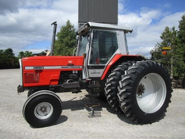 Used Massey Ferguson Tractors 100-174 HP for Sale