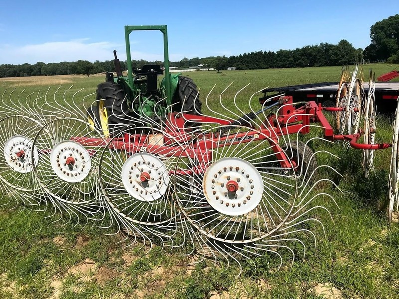 Used Massey Ferguson Rakes for Sale | Machinery Pete