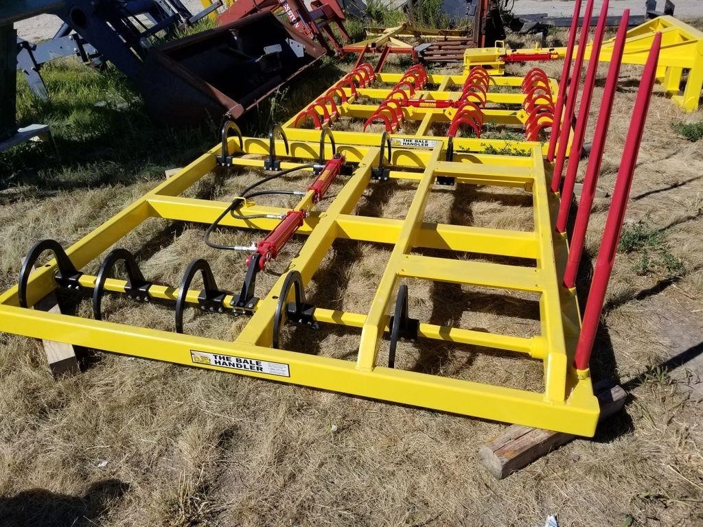 2020 Lewco TBH10 Hay Stacking Equipment