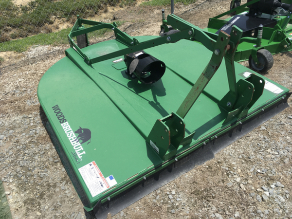 Used Woods BB72X Rotary Cutters for Sale | Machinery Pete