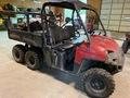 2013 Polaris Ranger 6x6 ATVs and Utility Vehicle