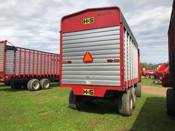 2007 H & S FB74FR20HDNR Miscellaneous
