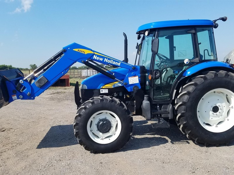 Used New Holland TD5050 Tractors for Sale | Machinery Pete