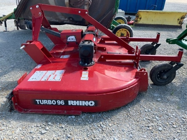2014 Rhino TR96 Rotary Cutter