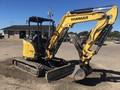 2017 Yanmar VIO35-6A Excavators and Mini Excavator