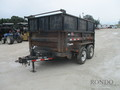 2007 PJ D6102 Dump Trailer