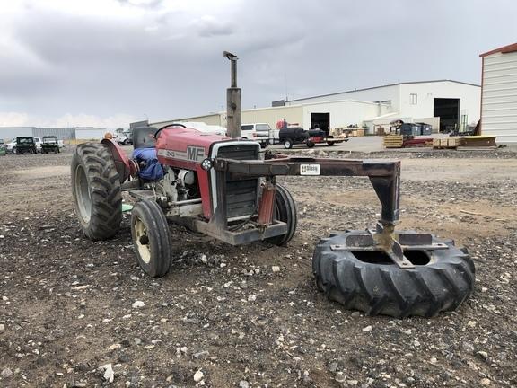 Massey Ferguson 245 Tractor