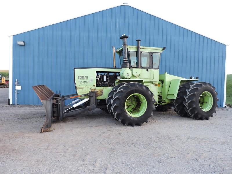 1992 Steiger Cougar III PTA280 Tractor