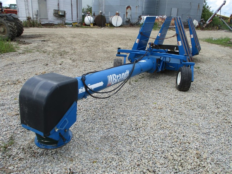 Pit Express 10 Augers and Conveyor