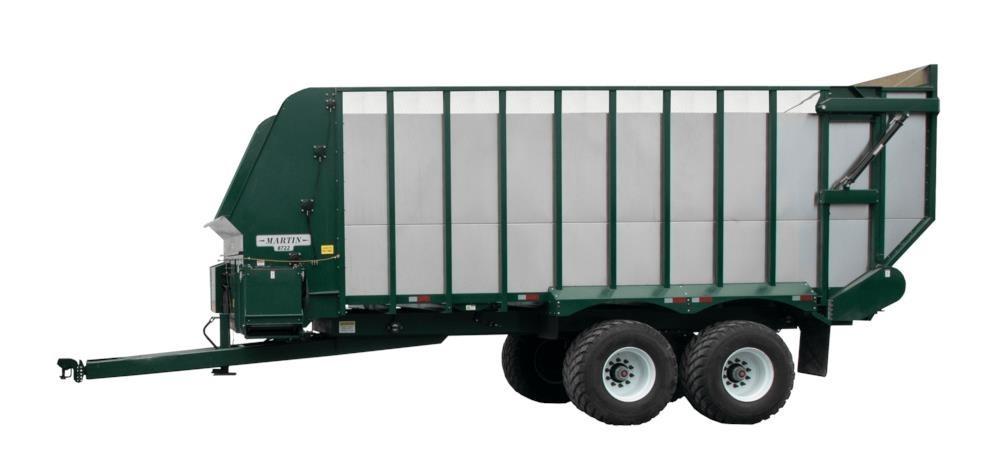 2021 Martin 8724 Forage Wagon