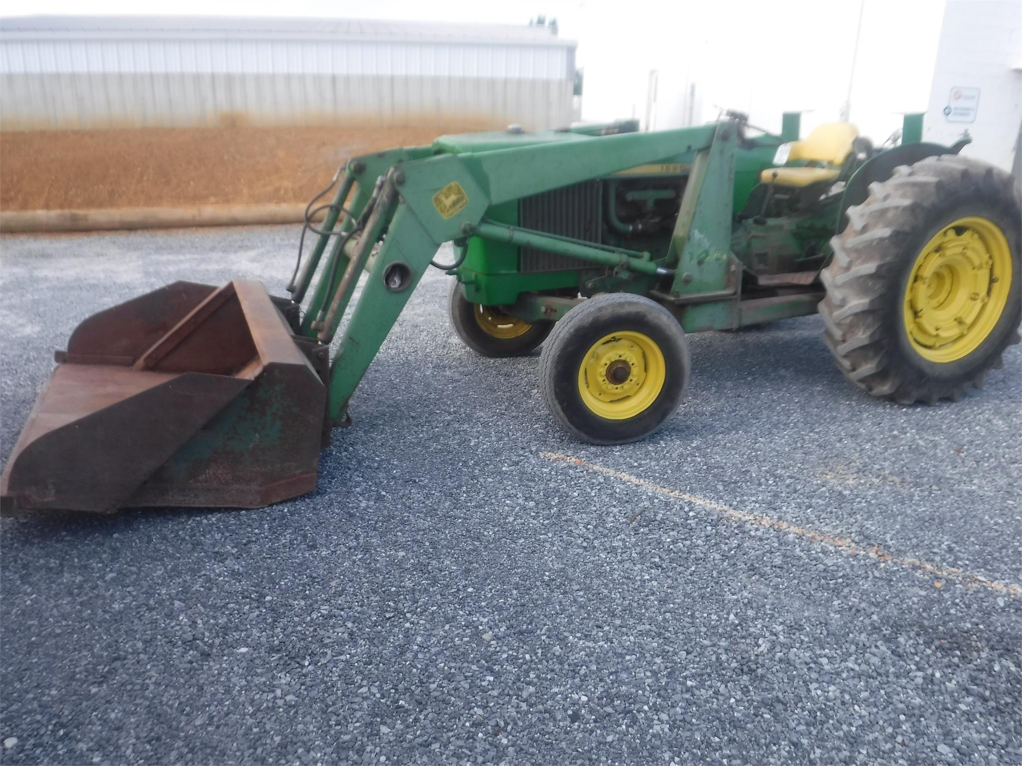 1968 John Deere 1520 Tractor