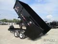 2020 PJ DMA1672BSSK03MP Dump Trailer