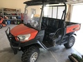 2014 Kubota RTV-X1120 ATVs and Utility Vehicle