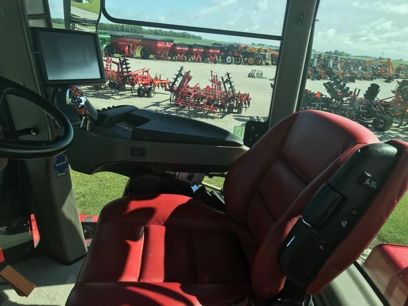 2018 Case IH Steiger 580 HD Tractor