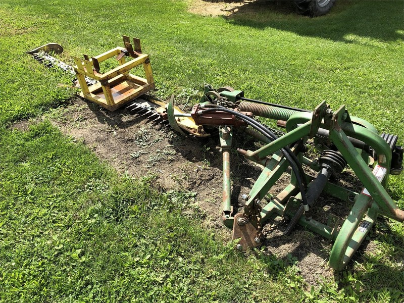 1980 John Deere 350 Sickle Mower