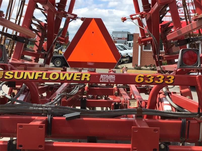 2005 Sunflower 6333-22 Soil Finisher