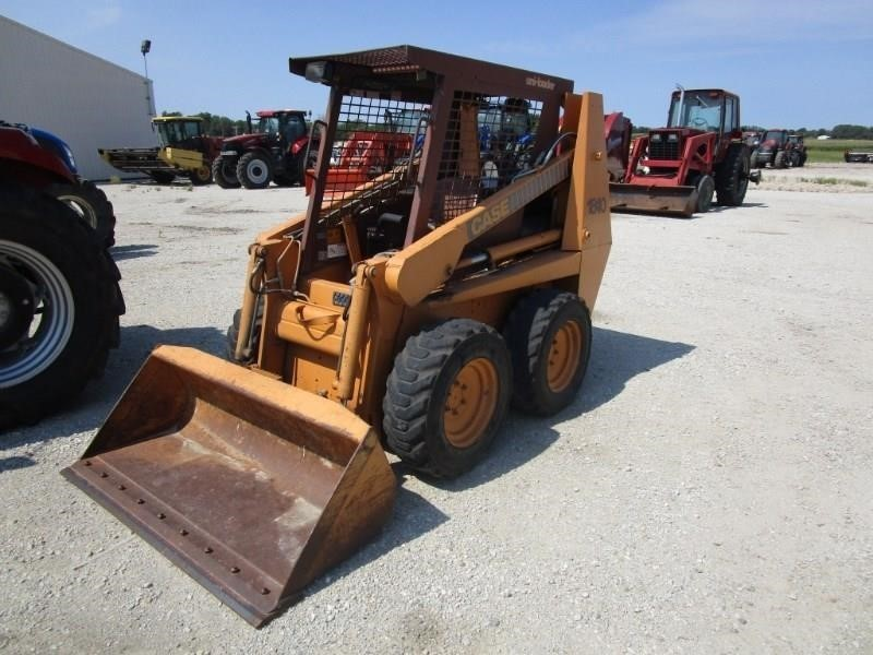 1991 Case 1840 Skid Steer