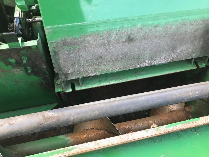 2014 John Deere 3975 Pull-Type Forage Harvester