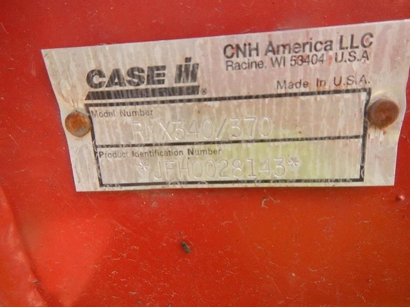 2010 Case IH RMX370 Disk