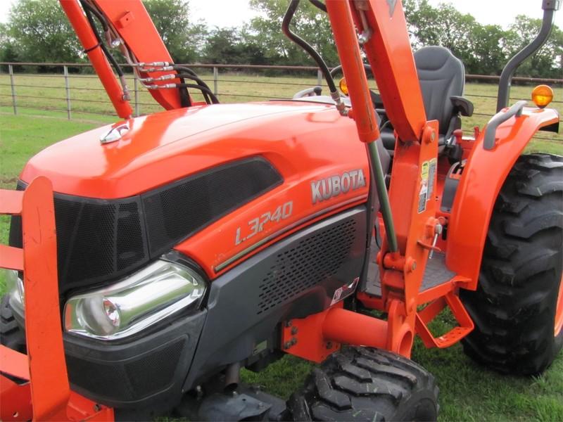 2010 Kubota L3240DT Miscellaneous