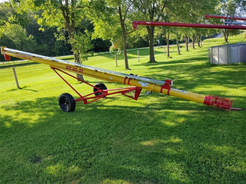 2019 Westfield WR80x31 Augers and Conveyor