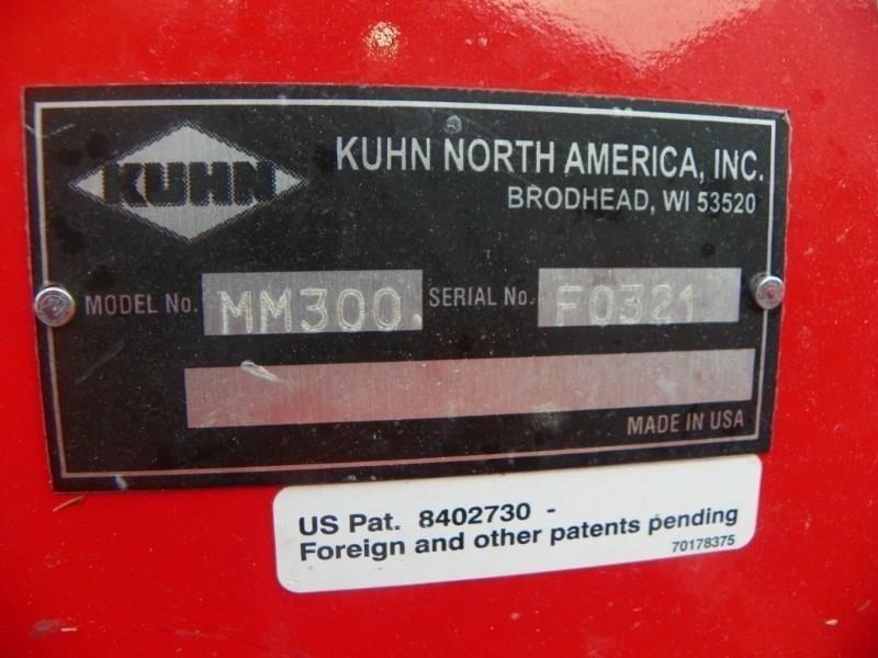 2016 Kuhn Merge Maxx 300 Merger