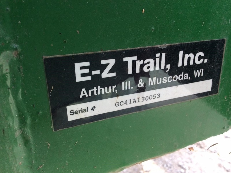 E-Z Trail GC40 Header Trailer