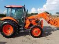 2012 Kubota M5140HDC Tractor