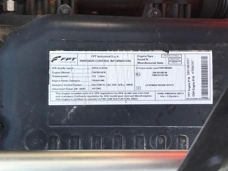 2017 Case IH 8240 Combine