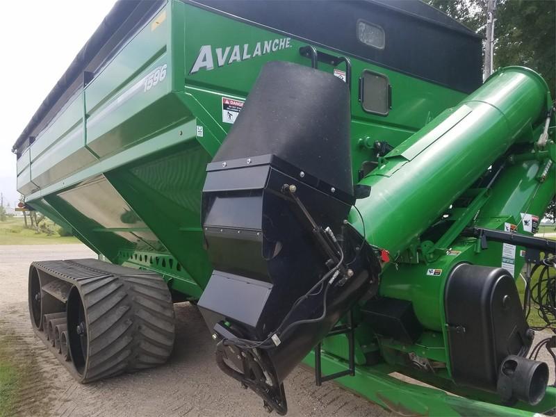 2016 Brent 1596 Grain Cart