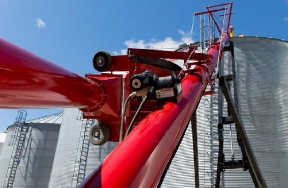 Wheatheart X100-63 Augers and Conveyor