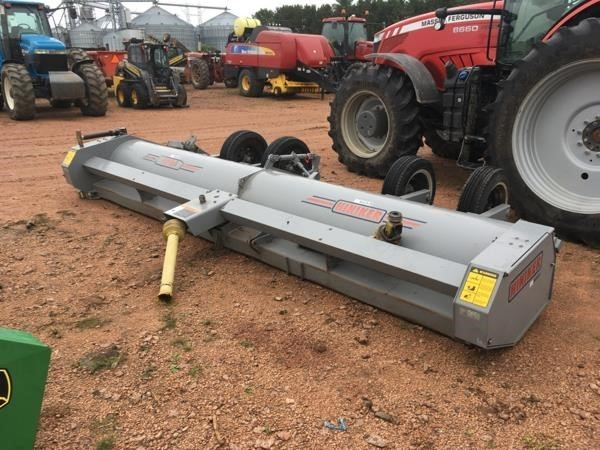 Hiniker 4000 Flail Choppers / Stalk Chopper