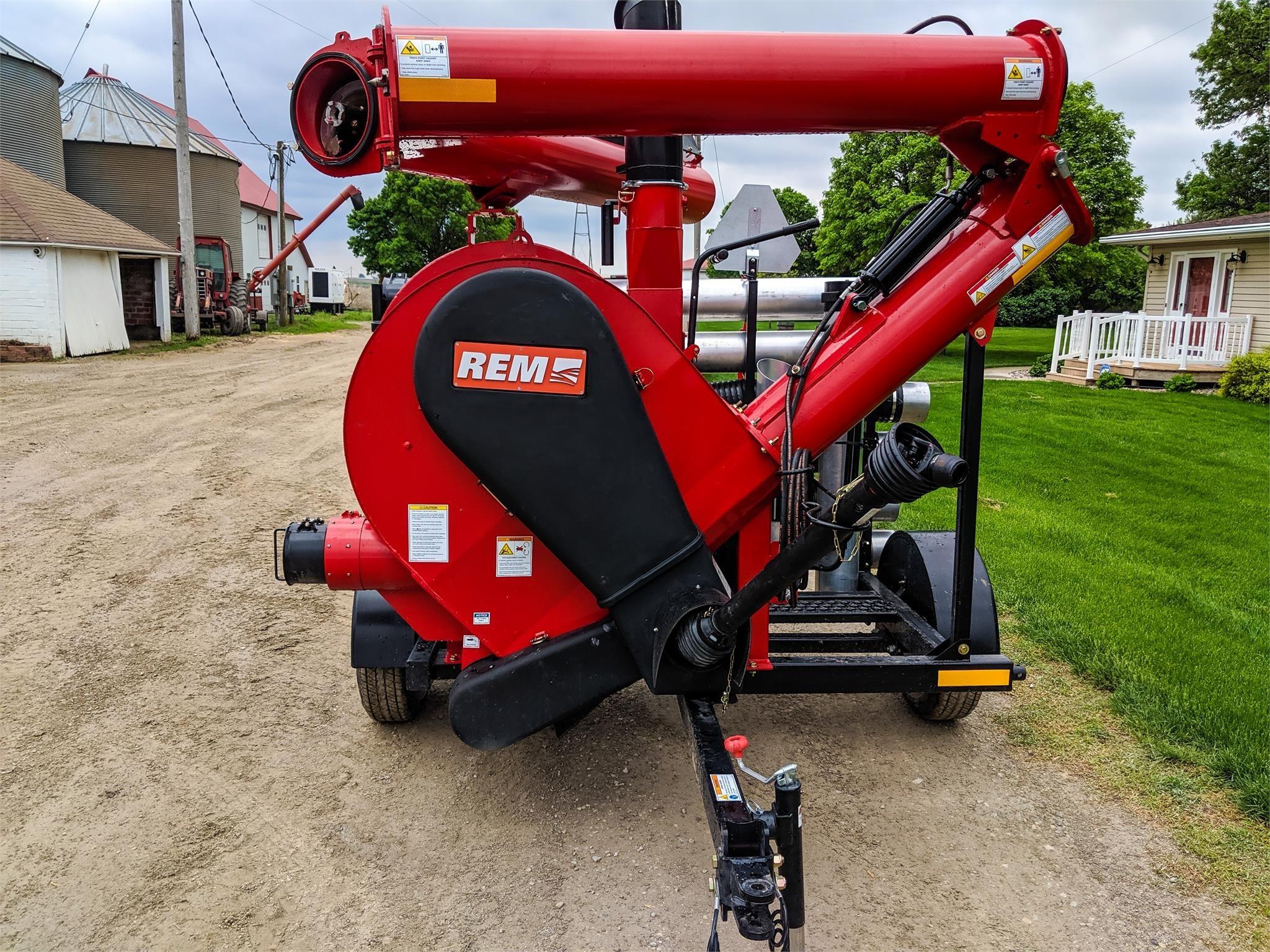 2020 Rem VRX Grain Vac