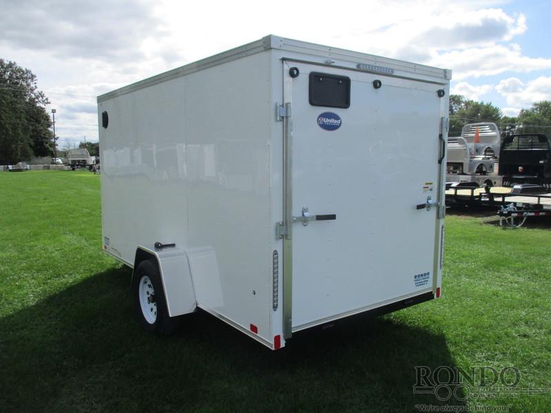 2020 United XLV-612SA30-S Box Trailer