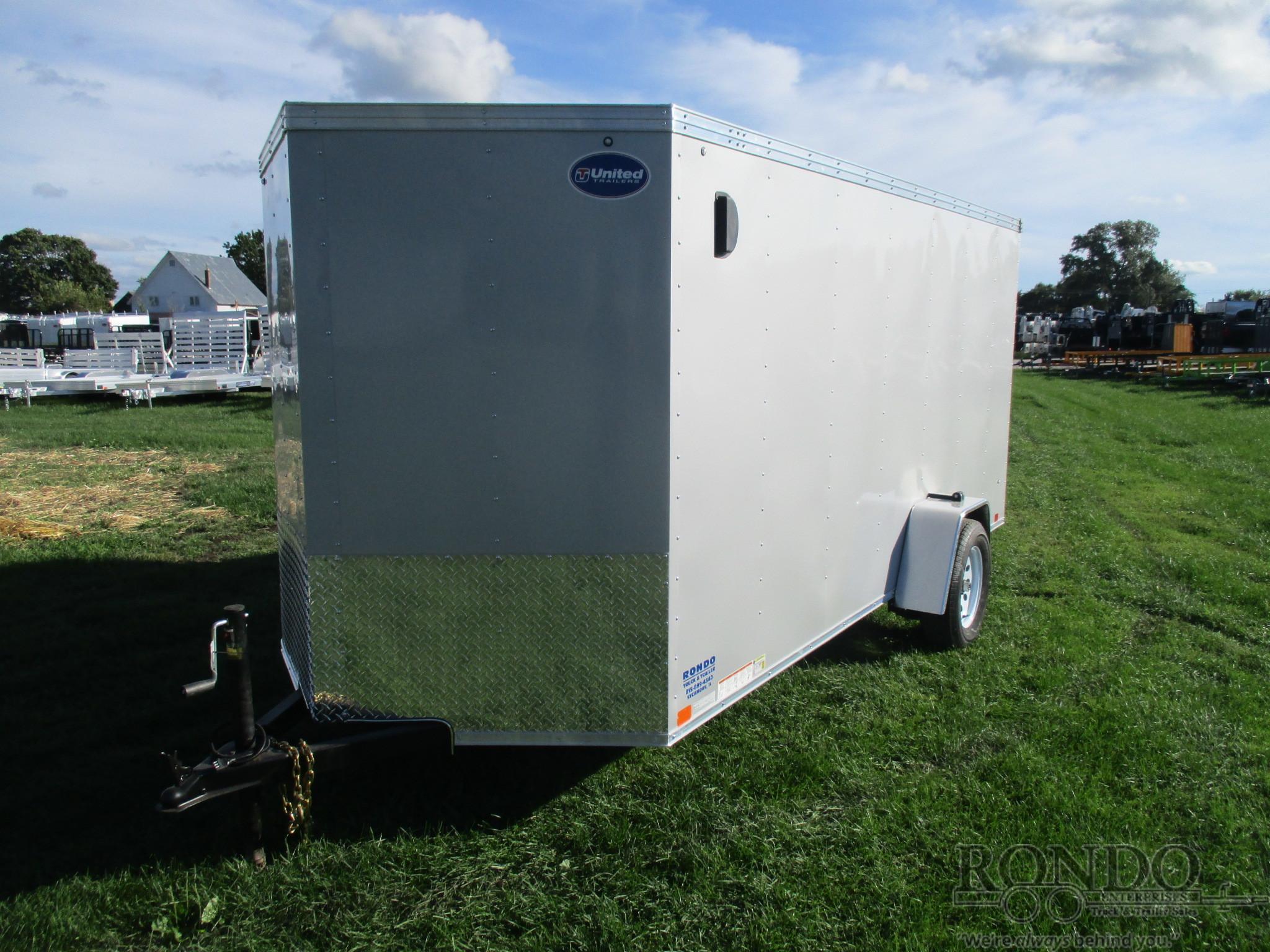 2020 United XLV-614SA30-S Box Trailer
